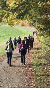 Wandern ans Alter anpassen rät der Sportarzt