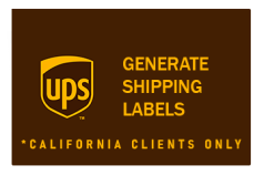 Generate UPS Label