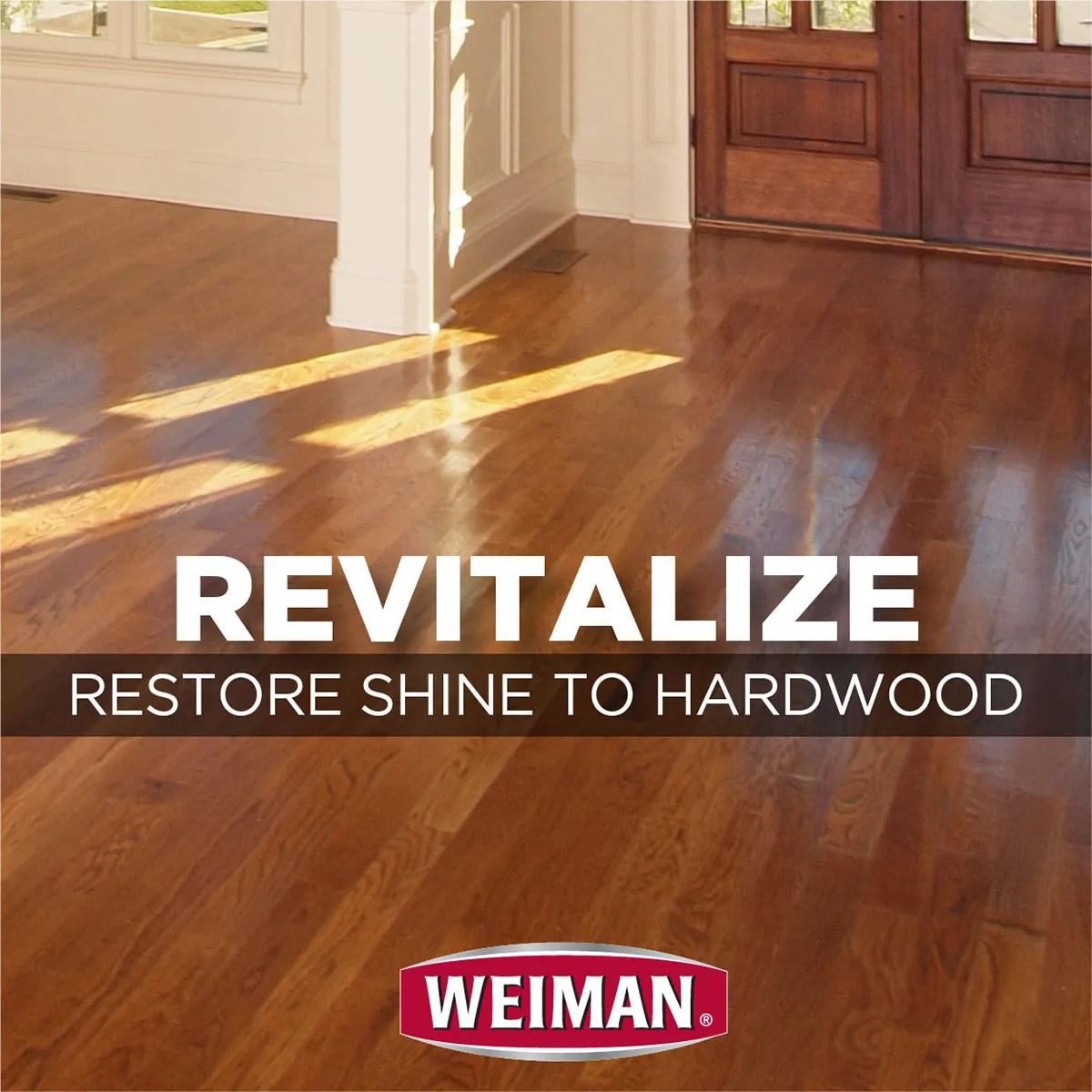 Hardwood Floor Polish  Weiman