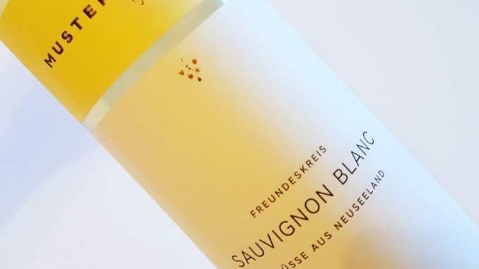 Sauvignon Blanc Muster Gamlitz
