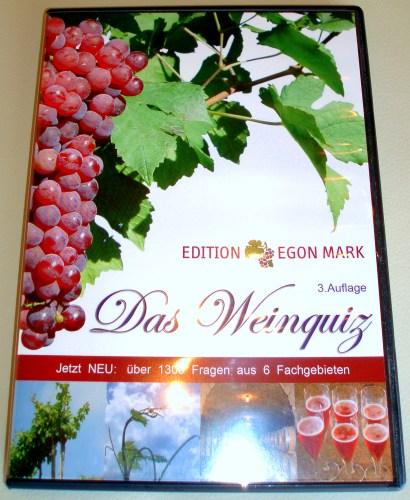 Egon Mark - Das Weinquiz
