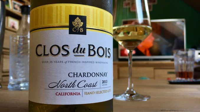 2013er Clos du Bois Chardonnay, North Coast, California