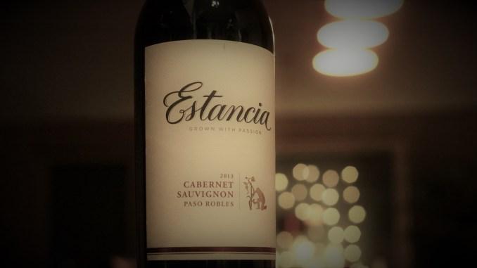2013 Estancia Cabernet Sauvignon Paso Robles, Estancia Estates Winery