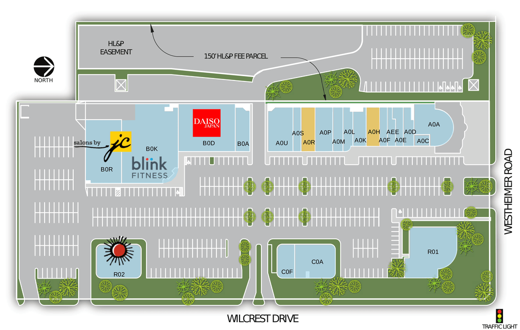 Houston Tx Market At Westchase  Retail Space For Lease