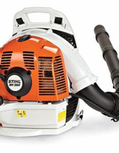 Stihl backpack blower br also leaf blowers weingartz rh