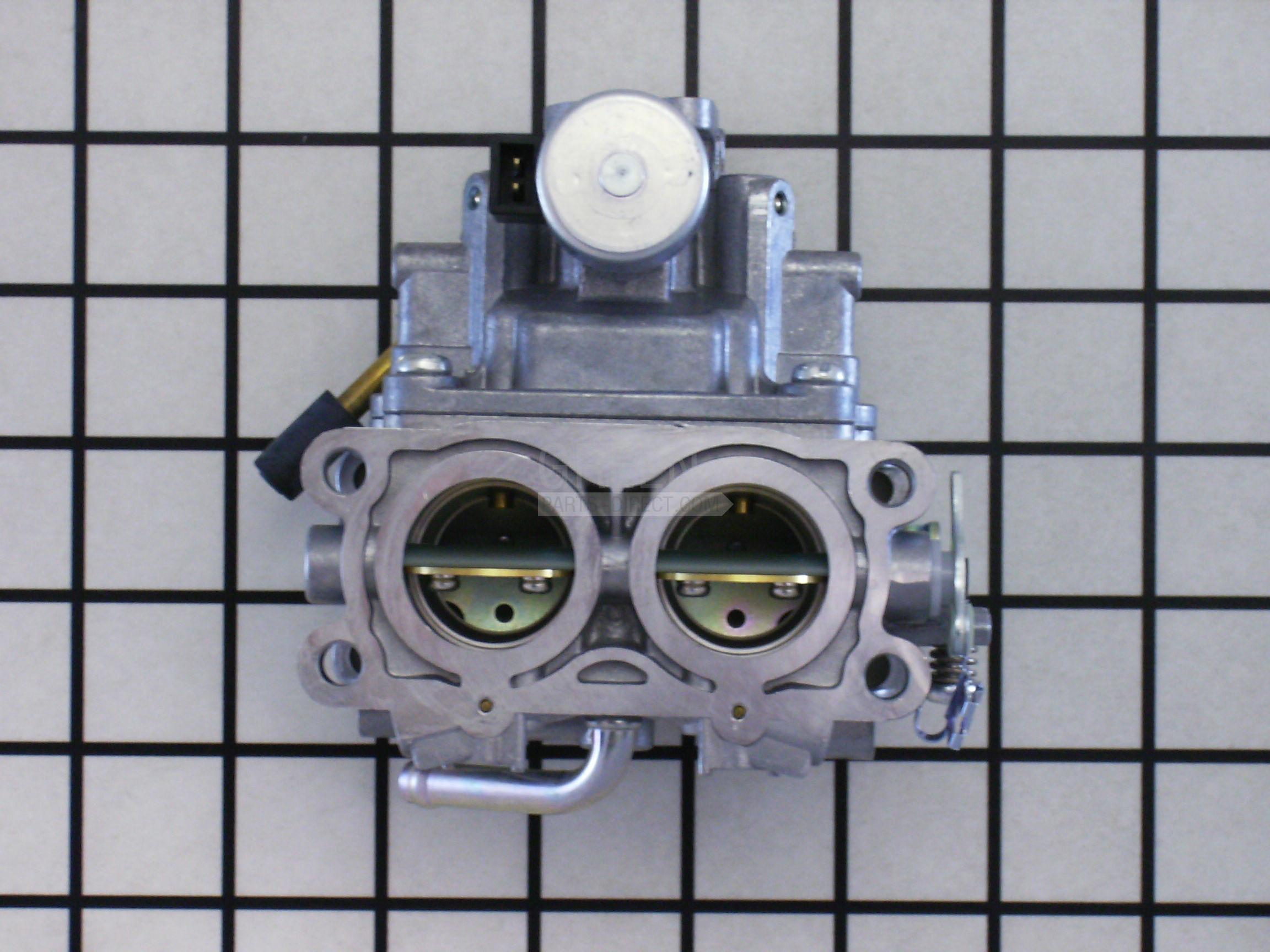 Carburetor Diagram Parts List For Model 3037771032a1 Briggsstratton