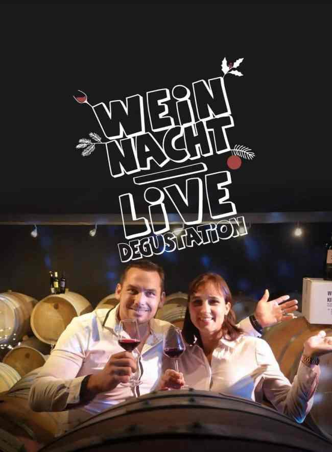 Wein-Nacht Live Degustation Kiste