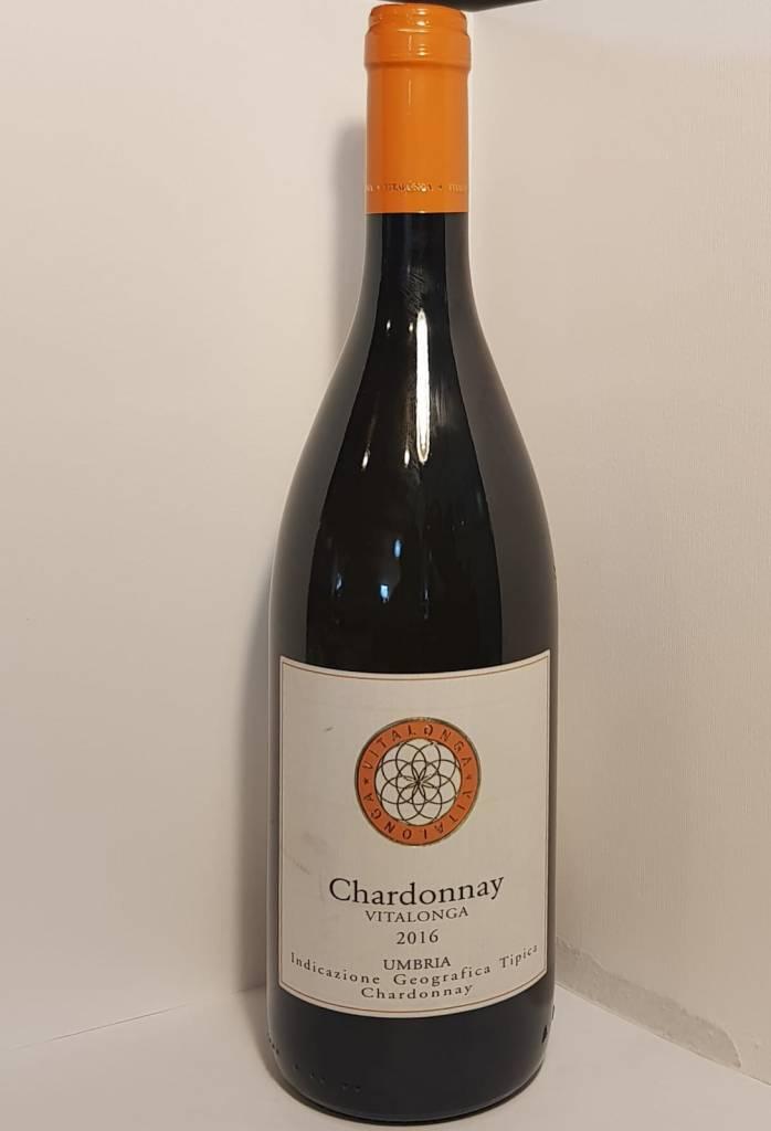 Chardonnay von Vitalonga aus Umbrien