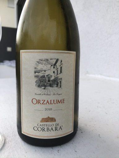 Weißwein aus Umbrien - Orzalume