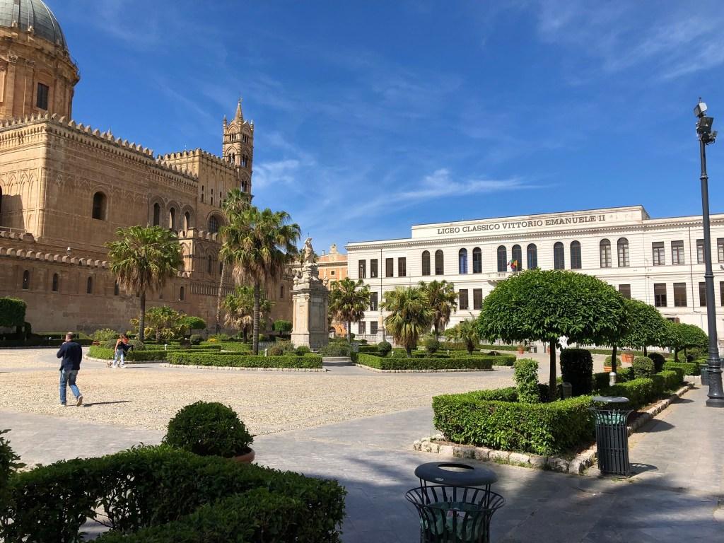 Eindrücke in Palermo