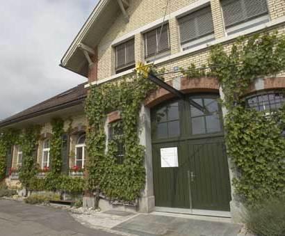 Weinbauzentrumin Wädenswil aufderZielgeraden . . .