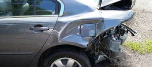 Determining fault by damage