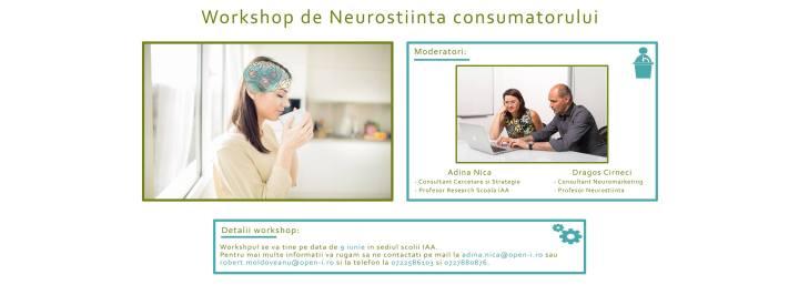Workshop Neurostiinta Consumatorului - Open-I