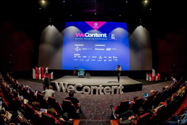 WeContent 2