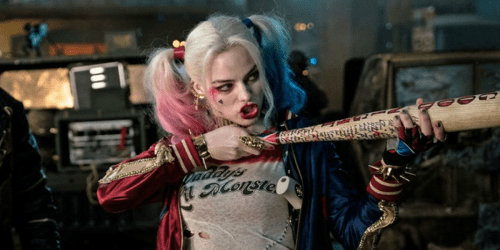Harley Quinn Suicide Squad BDSM