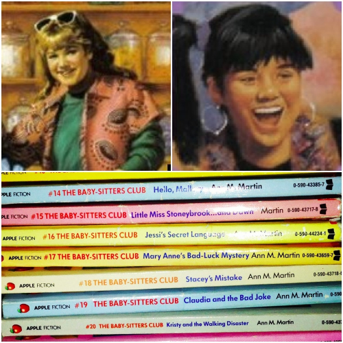 Baby-sitters Club 30th anniversary Claudia Stacey