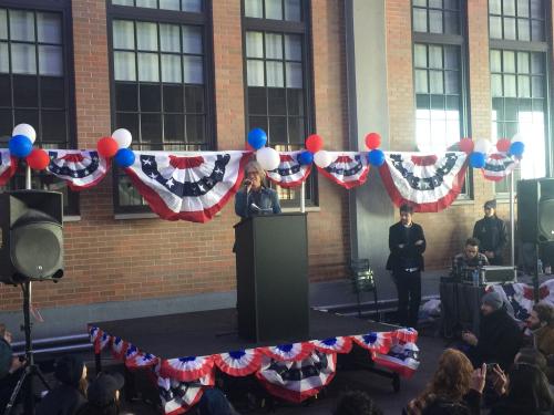 Eileen Myles I Want a President
