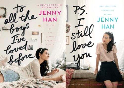 Jenny Han's series about the charming Lara Jean Song Covey