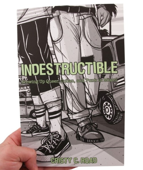 Cover of Cristy C. Road's Indestructible.