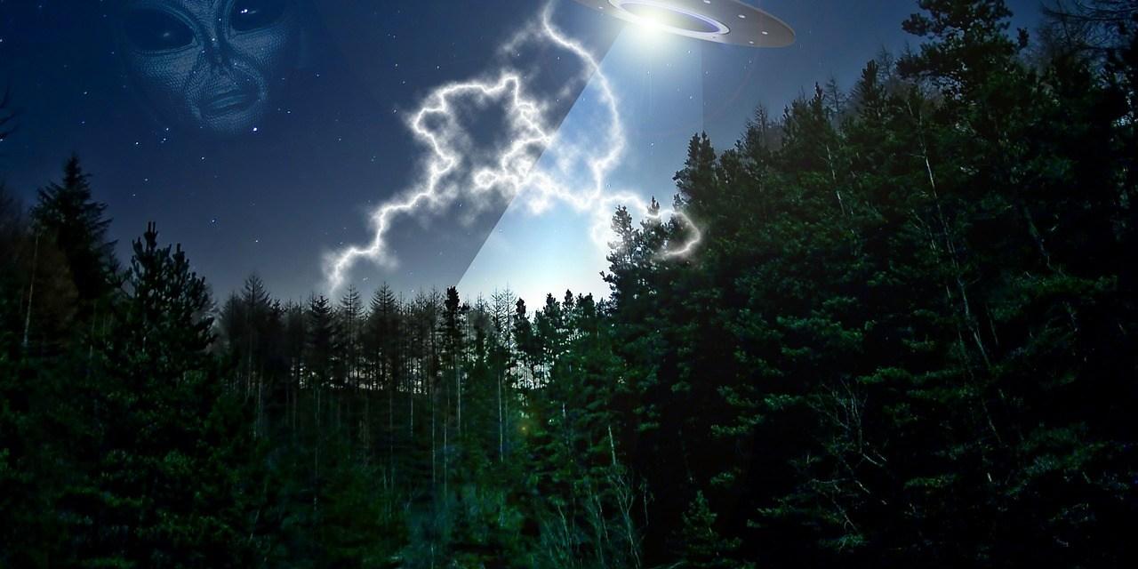Mole Valley – UFO Hotspot?