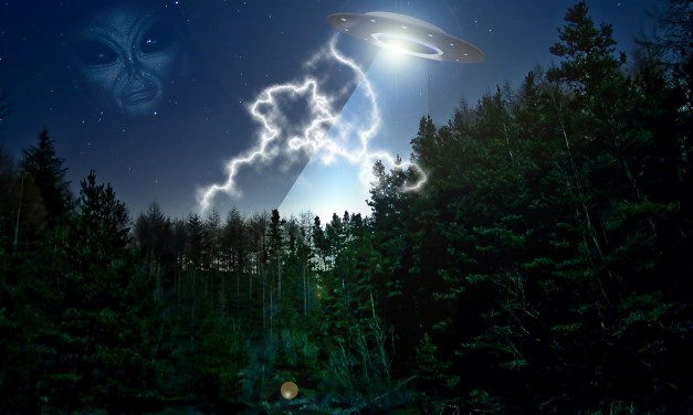 Mole Valley – UFO Hotspot?