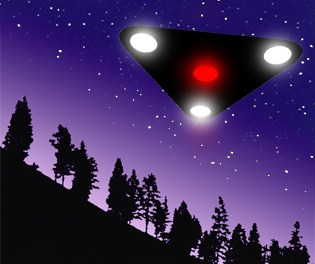 Types of UFO: The Triangle