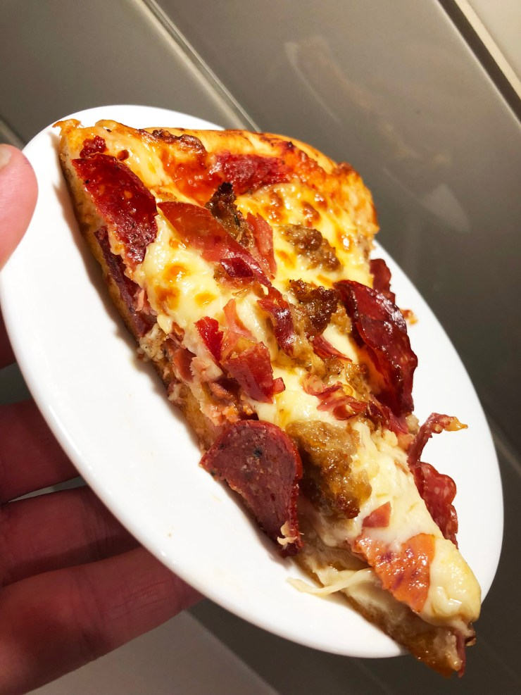 8 MEAT LOVERS PIZZA