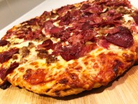 Meat Lovers Pizza with 8 meats