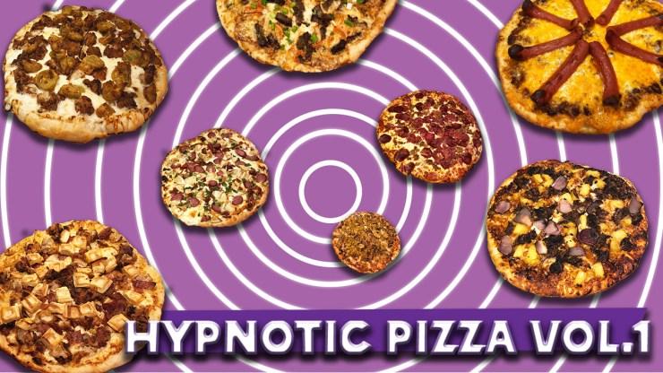 Hypnotic Pizza vol.1 - 8 Weird Wild Pizza's