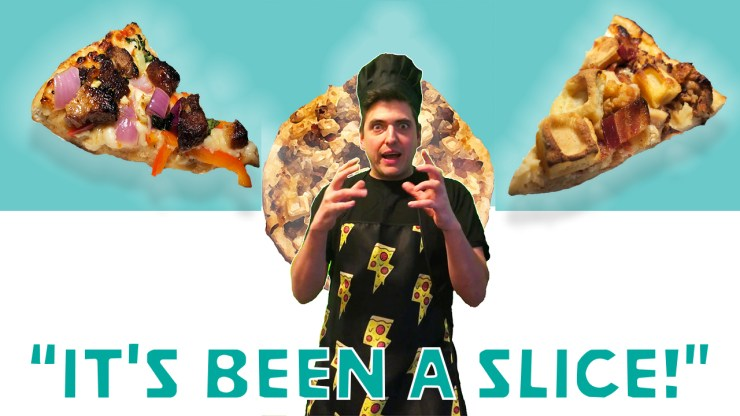 It's been a slice Weird Wild Pizza