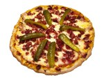 Montreal Smoked Meat Pizza