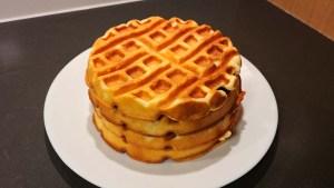 Sourdough Waffle Recipe