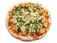 Chicken Carbonara with Bacon Pizza Recipe