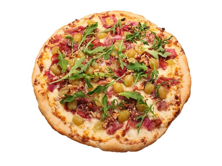 Grape and Prosciutto Pizza Recipe