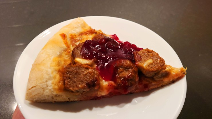 IKEA Meatball Pizza Recipe