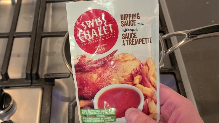 Swiss Chalet dipping sauce