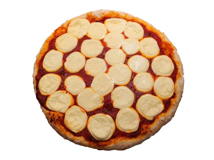 Babybel Pizza
