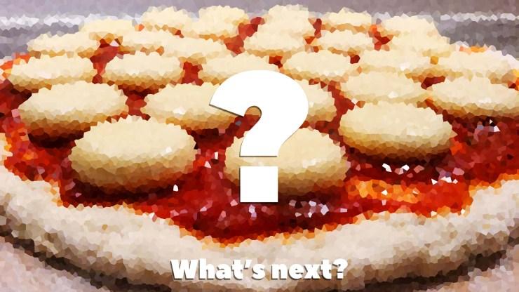 Mystery Pizza #73