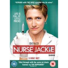Random review – Nurse Jackie