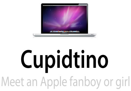 Cupidtino and apple dating site.
