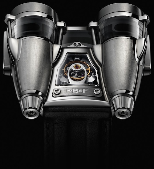 HM4 Thunderbolt watch TOP by MB&F
