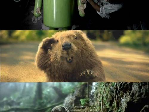 Ads of the Superbowl – Androids, Beetles and Beavers. Oh MY
