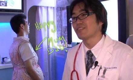 The Mummy Tummy… Pregnancy Simulator. Coming to Japanese Arcades Soon?