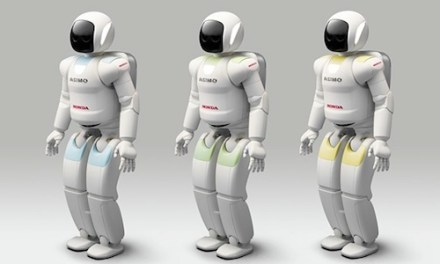 Asimo Turns 10, Learns to Run, jump and hop. Prepares for World Domination