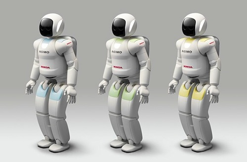 Asimo turns 10, learns to run, jump and hope - loses weight in the process