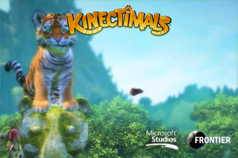 Kinectimals comes to iOS. Beware: Flying Pigs Make Big Shi…