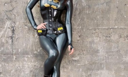 Batgirl: The S&M Years? Mmm… Latex.