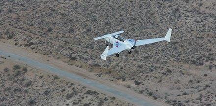 Battery Powered Plane Breaks Record, Batteries Die.