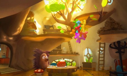 Oculus Rift Story Studio Introduces us to Henry