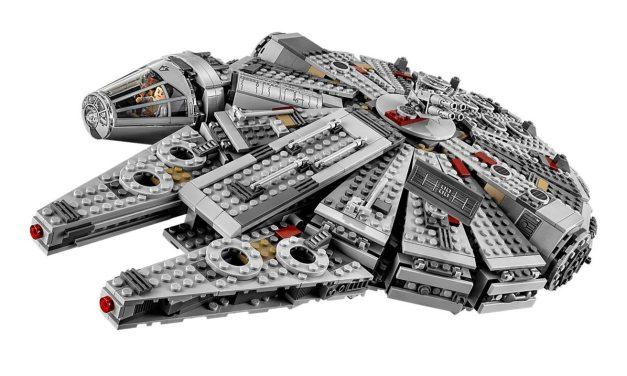 DEAL ALERT: Lego Millennium Falcon